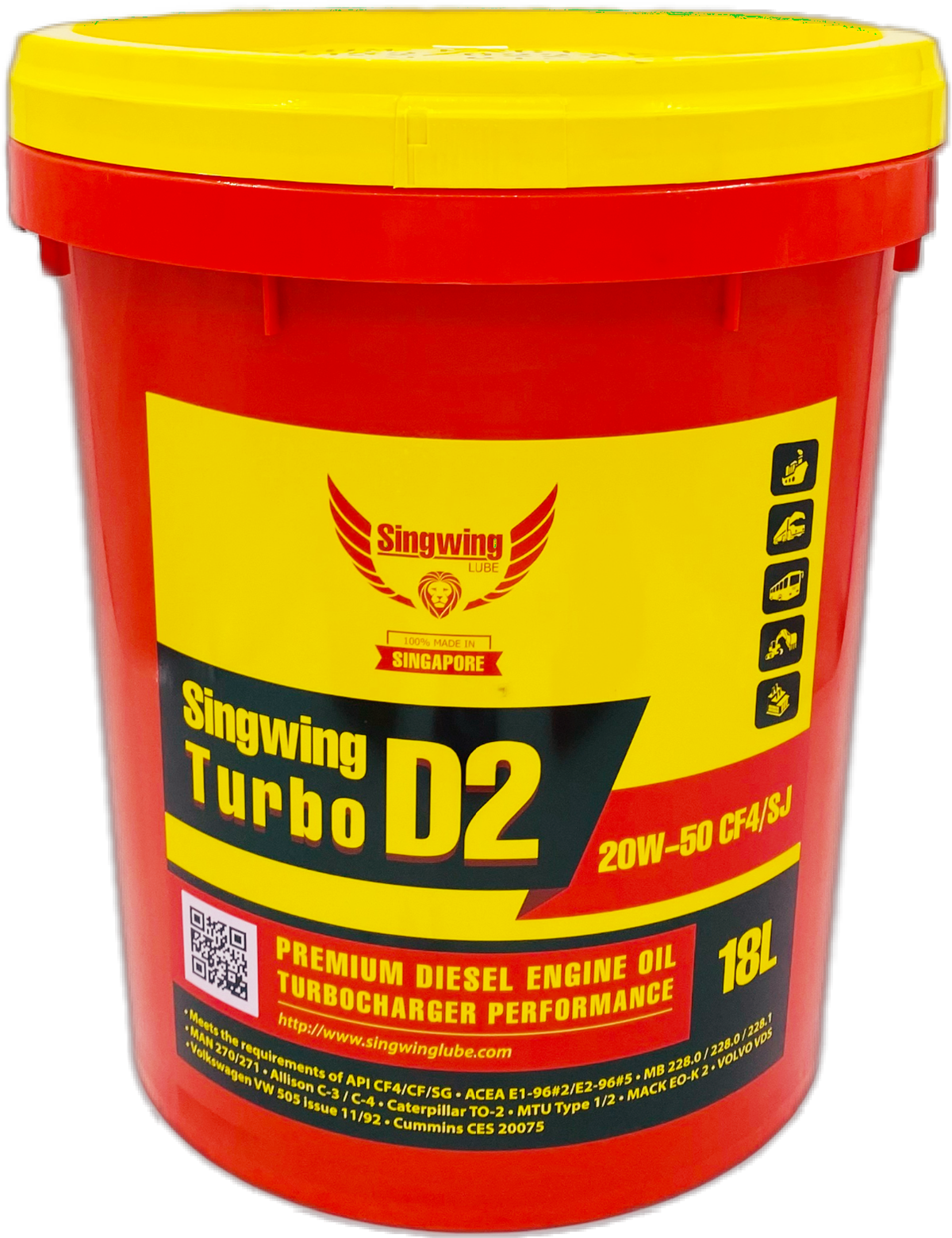 Singwing D2 Turbo